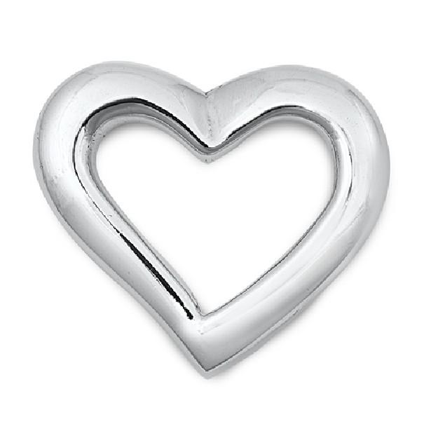 Pendentif Cœur en argent 925