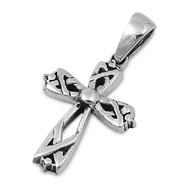 Pendentif Croix en Argent 925